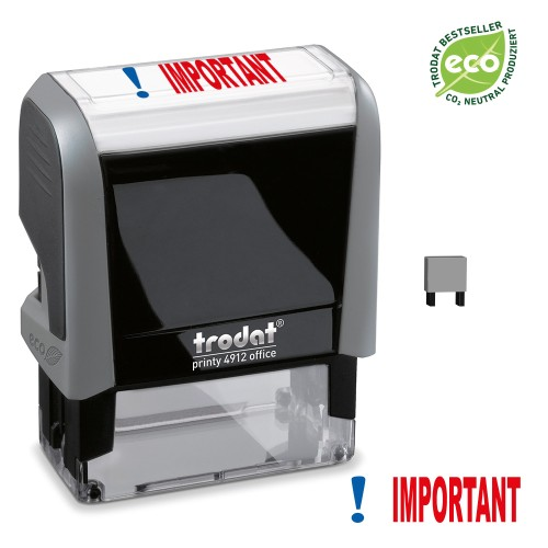 Trodat Office Printy 4912 'IMPORTANT'